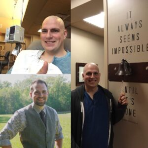 Justin in remission