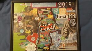 AYA Cancer Vision Board